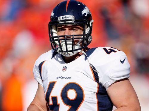 Broncos Part Ways With Fullback Gronkowski
