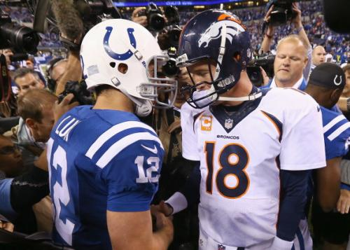 Broncos Will Face Andrew Luck & Colts After Indy's 26-10 Victory Over Bengals