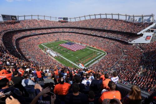 Denver Broncos Fans To Sing National Anthem