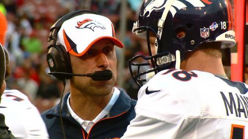 Former Broncos Offensive Coordinator Adam Gase Joins John Fox In Chicago