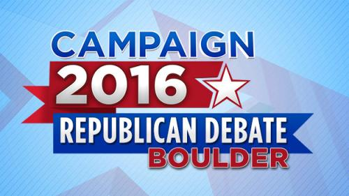 Frequently Asked Questions About The Republican Presidential Debate In Colorado