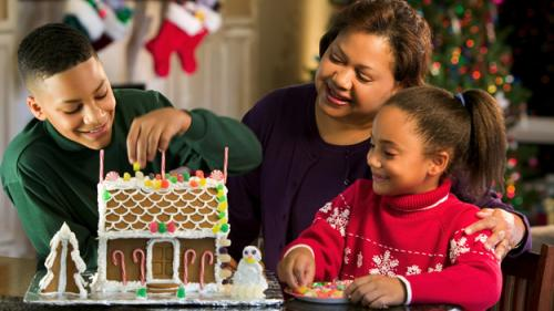How To Host The Perfect Gingerbread House Competition