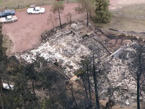 Investigators Making Progress Finding Black Forest Fire Cause