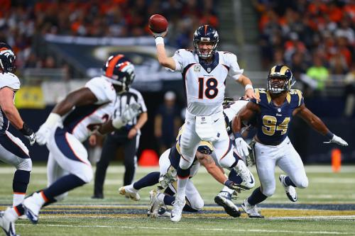 Peyton Manning Begins Workouts, Future In NFL Still Unclear