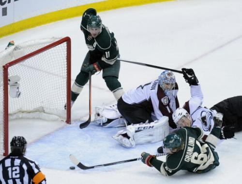 Wild Take Game 3 With 1-0 OT Win Over The Avs